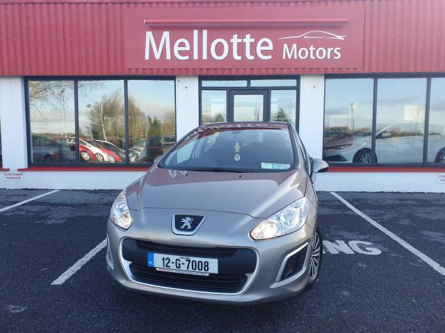 Used Peugeot 308 2012 in Galway