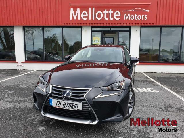 Used Lexus IS 2017 in Galway