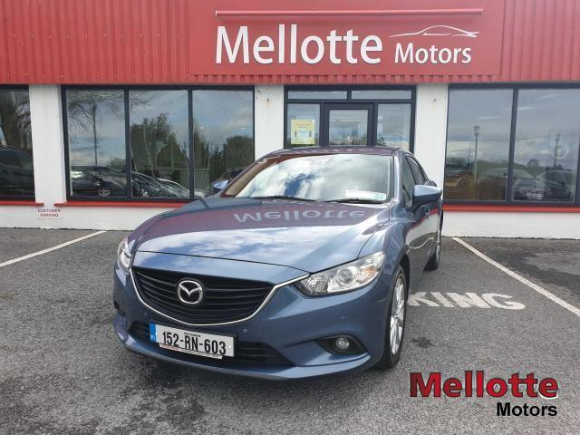 Used Mazda 6 2015 in Galway