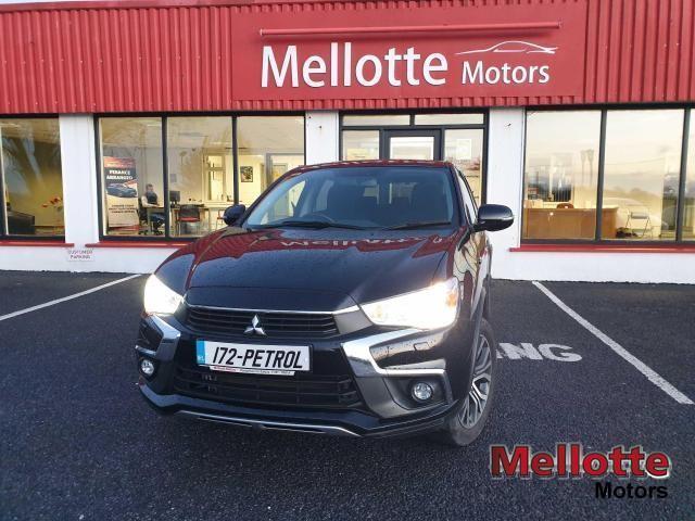 Used Mitsubishi ASX 2017 in Galway