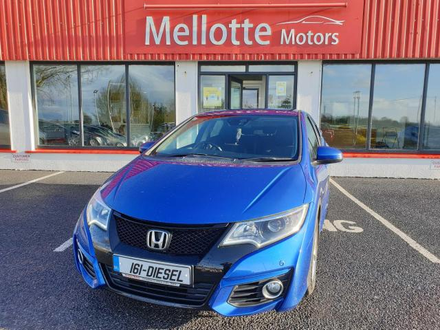 Used Honda Civic 2016 in Galway