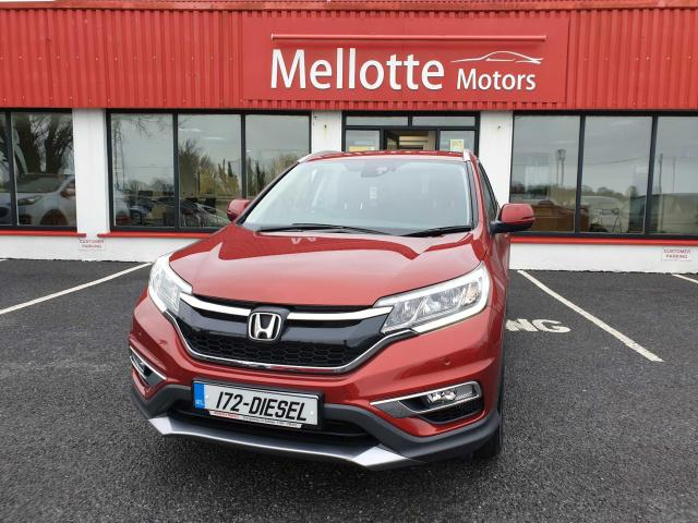 Used Honda CR-V 2017 in Galway