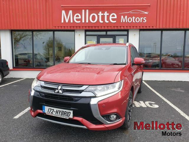 Used Mitsubishi Outlander 2017 in Galway