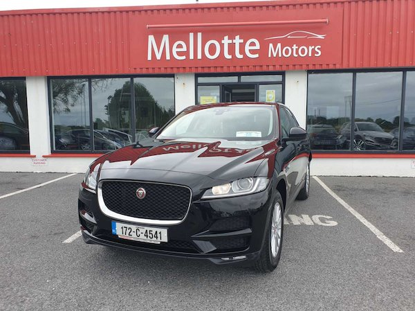 Used Jaguar F-Pace 2017 in Galway