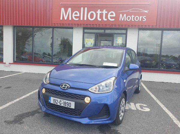 Used Hyundai i10 2019 in Galway