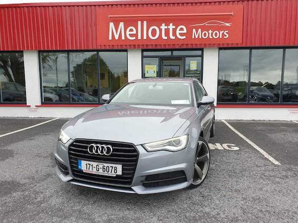 Used Audi A6 2017 in Galway
