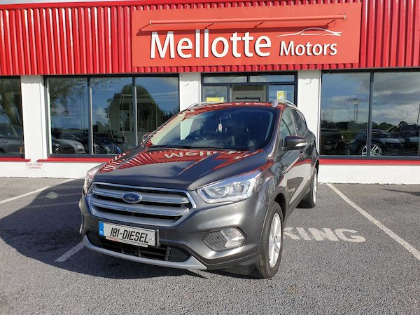 Used Ford Kuga 2018 in Galway