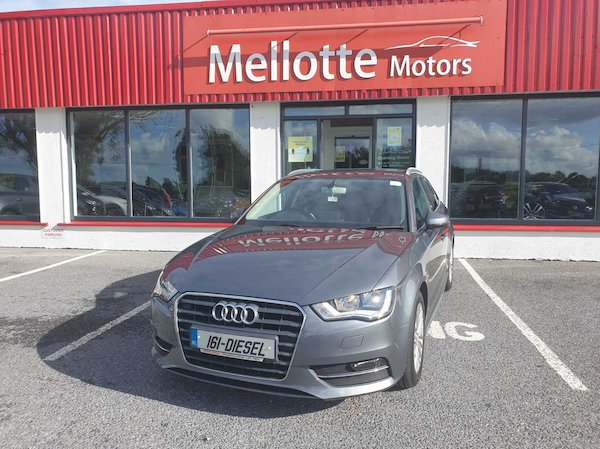 Used Audi A3 2016 in Galway