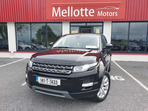Used Land Rover 2014 in Galway