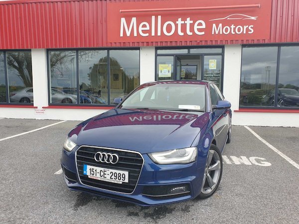 Used Audi A4 2015 in Galway