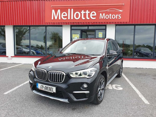 Used BMW X1 2017 in Galway