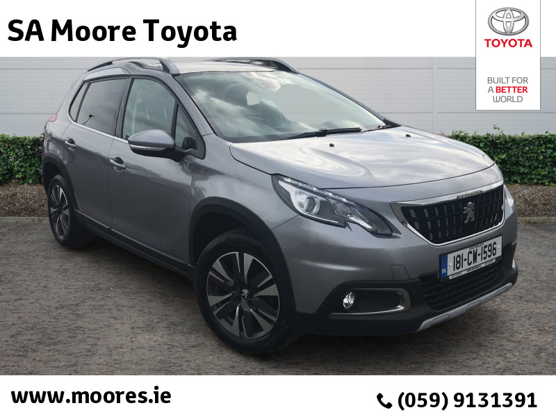 Used Peugeot 2008 2018 in Carlow