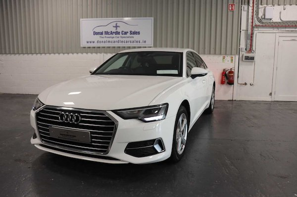 Used Audi A6 2019 in Louth