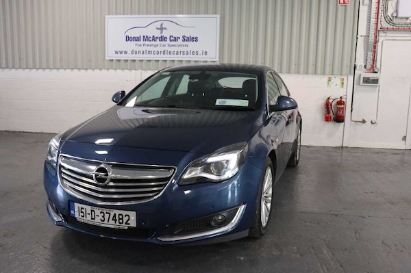 Used Opel Insignia 2015 in Louth