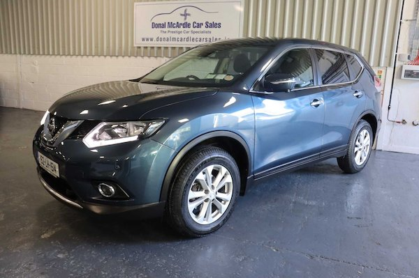 Used Nissan X-Trail 2015 in Louth