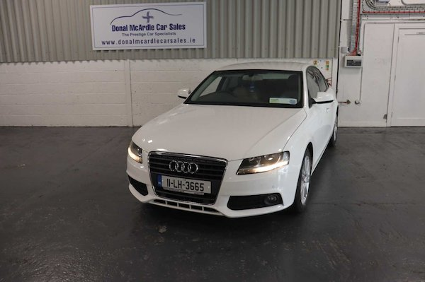 Used Audi A4 2011 in Louth