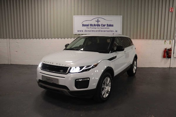 Used Land Rover 2018 in Louth