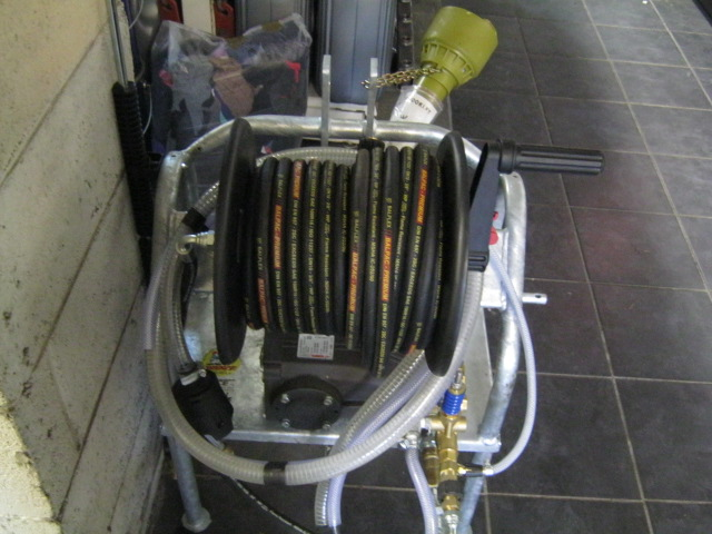 PTO and petrol washers