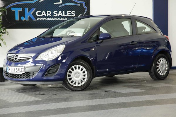 Used Opel Corsa 2013 in Galway