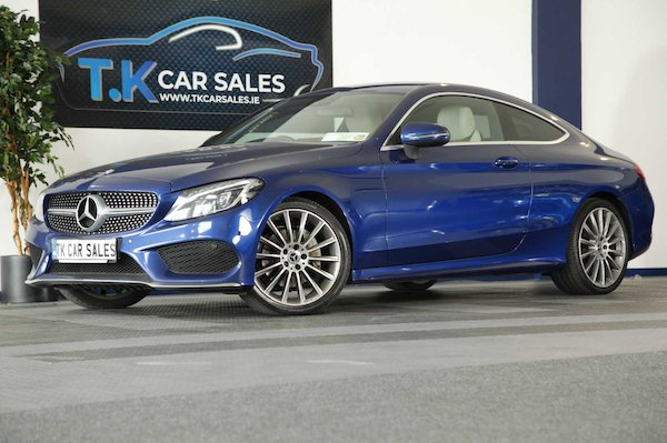 Used Mercedes-Benz C-Class 2017 in Galway