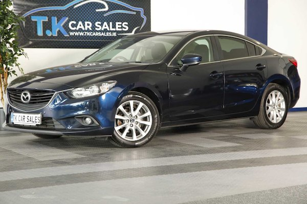 Used Mazda 6 2018 in Galway