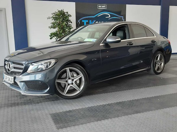 Used Mercedes-Benz C-Class 2014 in Galway