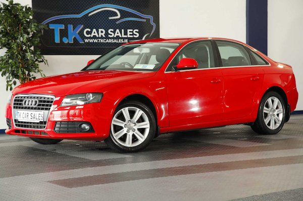 Used Audi A4 2008 in Galway