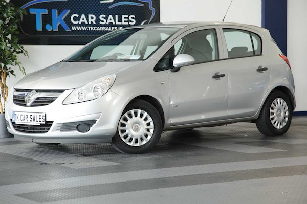 Used Opel Corsa 2008 in Galway