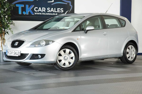 Used SEAT Leon 2008 in Galway