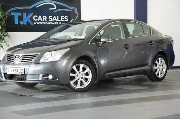 Used Toyota Avensis 2010 in Galway