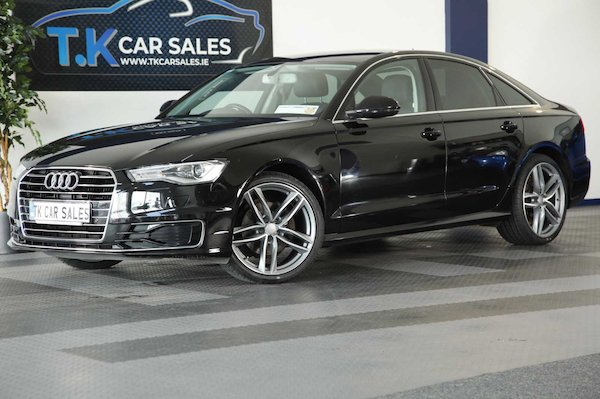 Used Audi A6 2016 in Galway