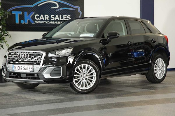 Used Audi Q2 2020 in Galway