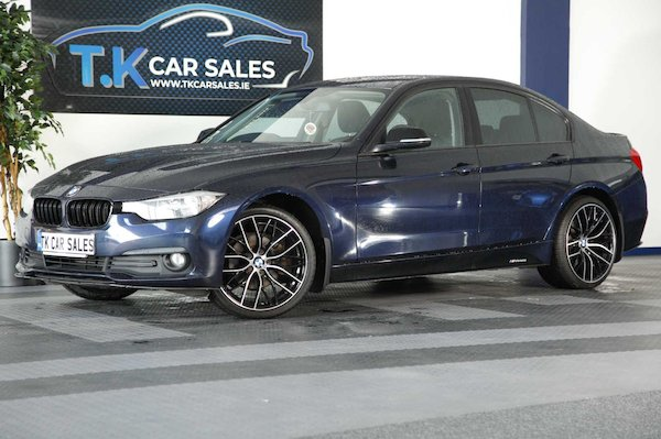 Used BMW 3 Series 2016 in Galway