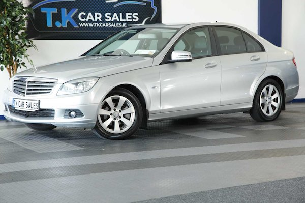 Used Mercedes-Benz C-Class 2011 in Galway
