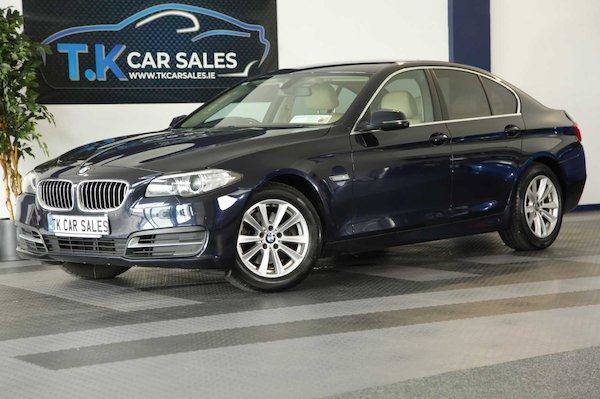 Used BMW 5 Series 2014 in Galway