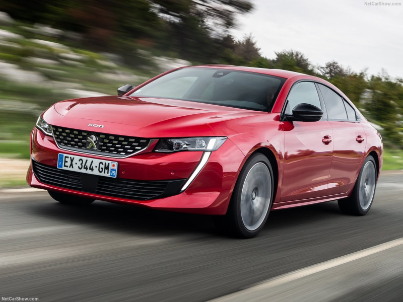 2019 Peugeot 508 Used Car Wexford Trinity Group
