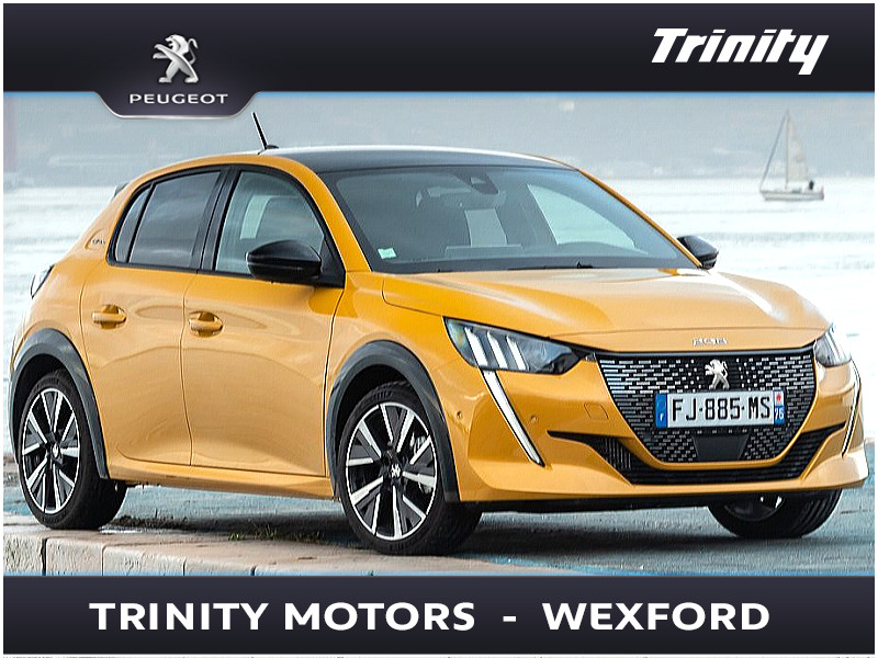 2020 Peugeot 208 4.9% APR & 5 Year Warranty. Order your 201 with Trinity now! Price €POA