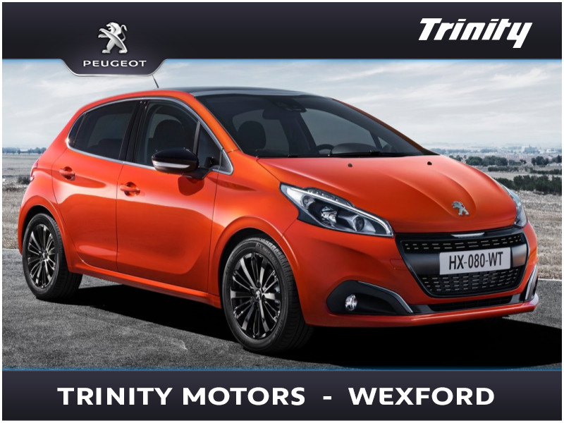 2019 Peugeot 208 3.9% APR & €750 Deposit Contribution. Order your 191 with Trinity now! Price €POA