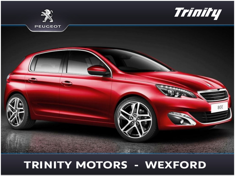 2018 Peugeot 308 Used Car Wexford Trinity Group