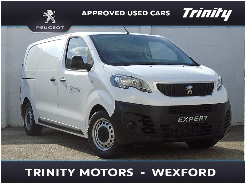 2018 Peugeot Expert Used Car Wexford Trinity Group