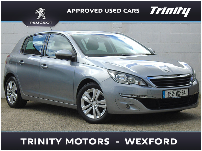 2015 Peugeot 308 Used Car Wexford Trinity Group