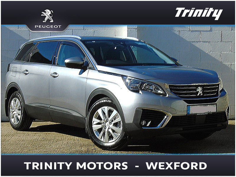 2018 Peugeot 5008 Used Car Wexford Trinity Group