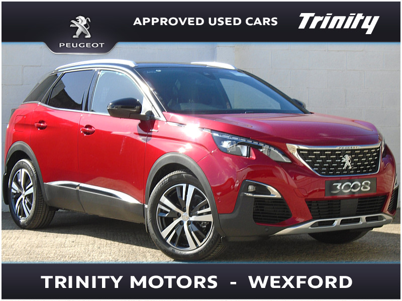 2019 peugeot 3008 used car wexford trinity group