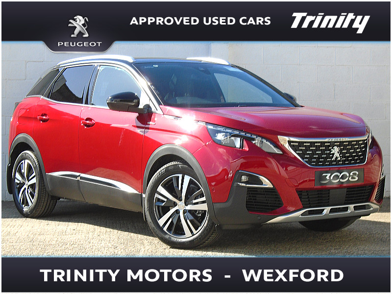 2019 Peugeot 3008 SUV COMMERCIAL BUSINESS EDITION Price €POA
