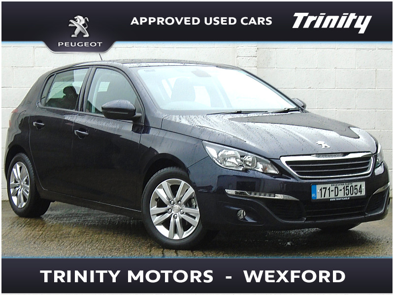 2017 Peugeot 308 Used Car Wexford Trinity Group