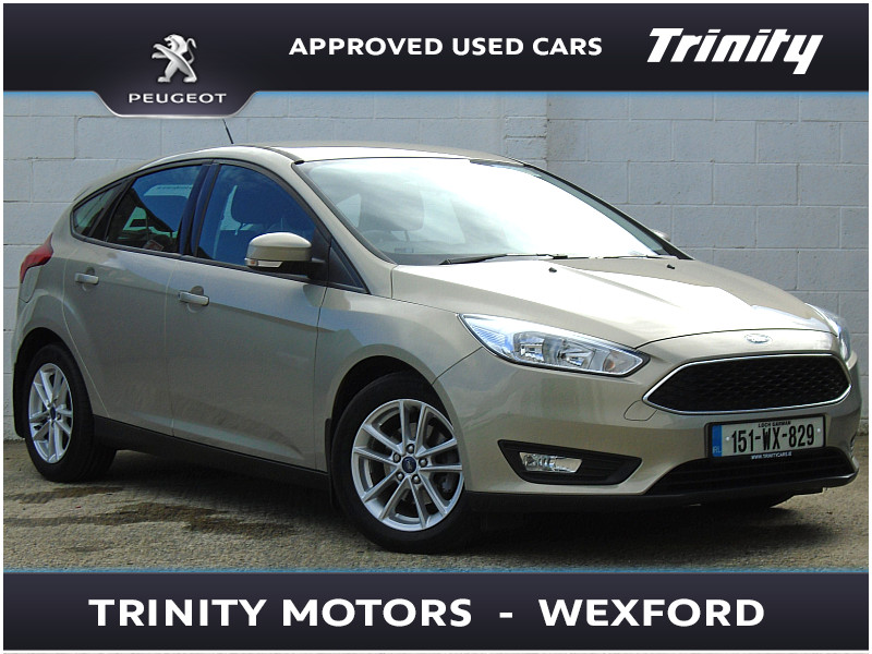 2015 Ford Focus STYLE 1.6 TDCI LOW MILEAGE Price €15,475