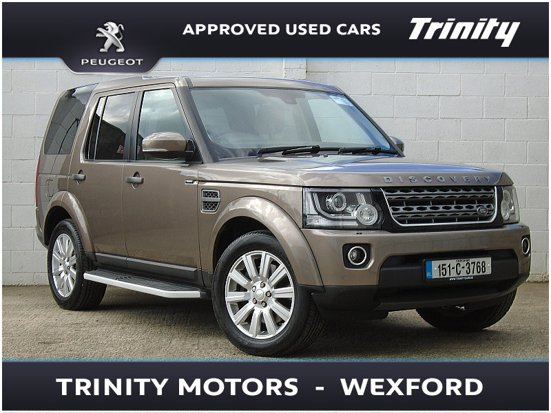 2015 Land Rover Discovery BUSINESS EDITION XE 3.0TDV6 AUTO 5 SEAT Price €POA