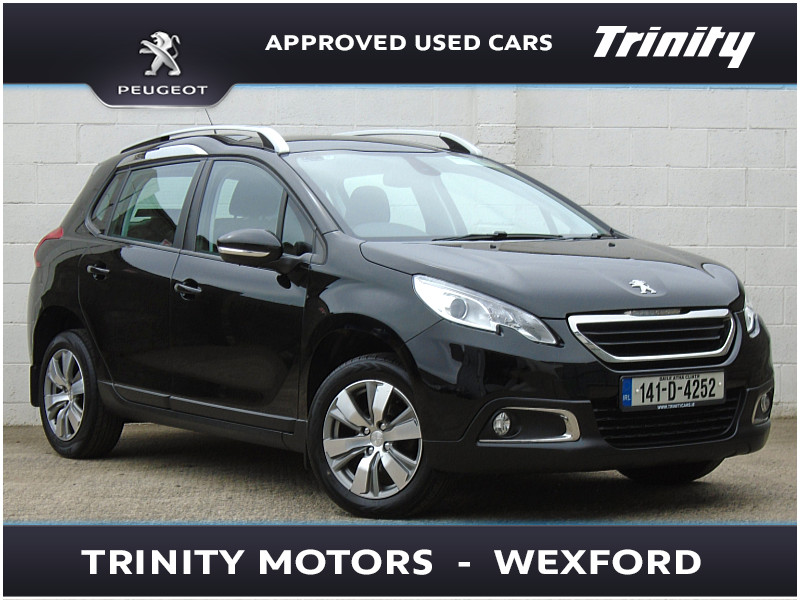 2014 Peugeot 2008 SUV €190 ROAD TAX, ACTIVE 1.6 HDi FULL DEALER SERVICE HISTORY Price €12,475