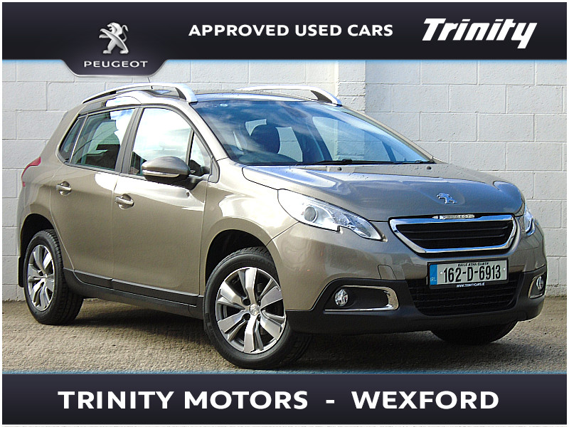2016 Peugeot 2008 ACTIVE 1.6 BLUE HDi LOW LOW MILEAGE Price €POA