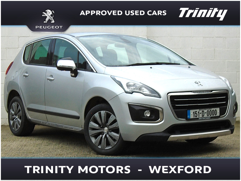 2015 peugeot 3008 used car wexford trinity group
